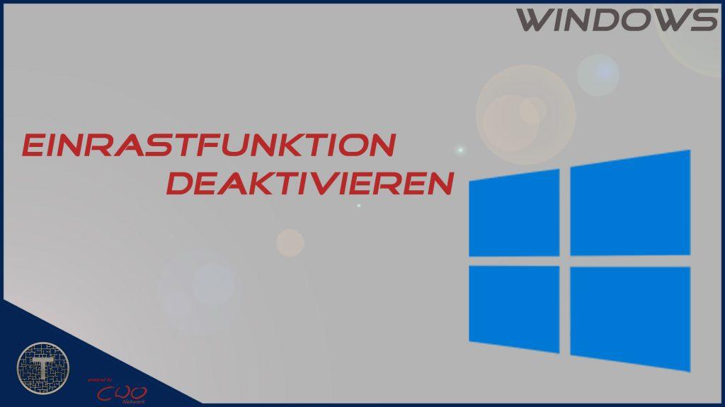 Windows 10 Schnellstart-Funktion deaktivieren - TekkieWelt